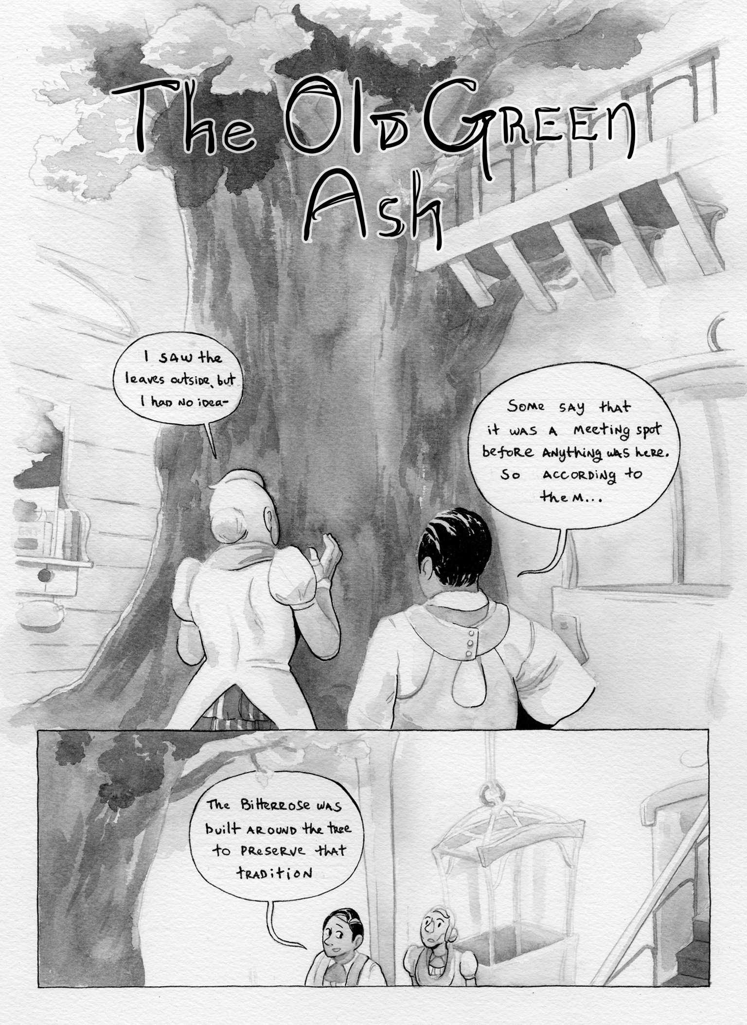 Click to read comic page 10