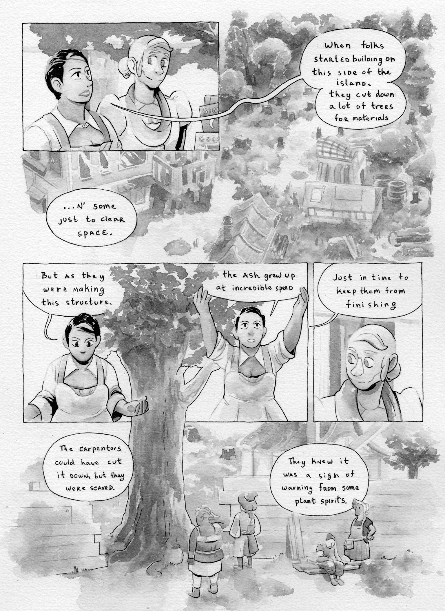 Click to read comic page 12