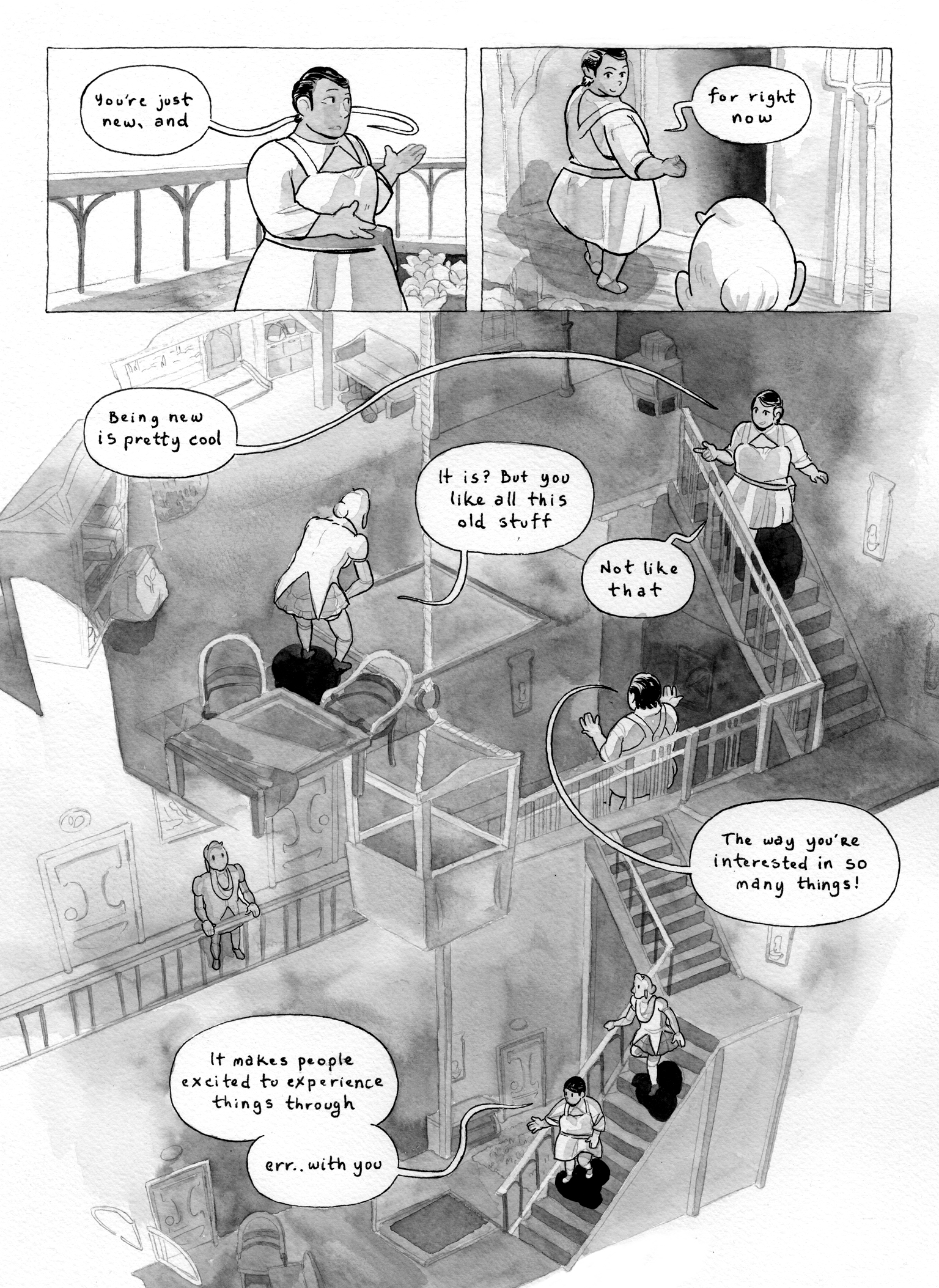 Click to read comic page 29